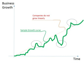 company growth patterns